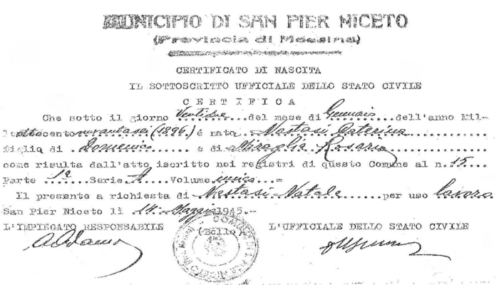 Italian Genealogy Archives - Search My Tribe